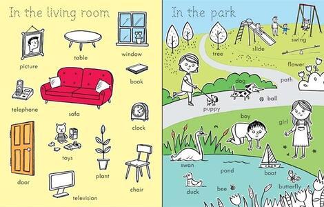 Inglese facile. Con adesivi. Ediz. illustrata - Kirsteen Robson,Candice Whatmore - 3