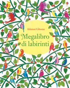 Libro Megalibro di labirinti Kirsteen Robson , Philip Clarke