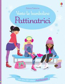 Pattinatrici. Vesto le bamboline. Con adesivi. Ediz. a colori.pdf