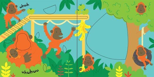 Foto Cover di Zoo. Primi libri tattili, Libro di Fiona Watt,Stella Baggott, edito da Usborne Publishing 1