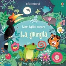 Radiospeed.it La giungla. Ediz. illustrata Image