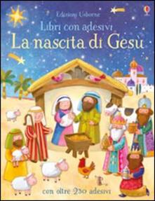 Camfeed.it La nascita di Gesù. Con adesivi. Ediz. a colori Image