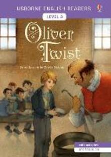 Oliver Twist - Mairi MacKinnon - cover