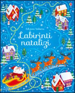 Labirinti natalizi - Sam Smith - copertina