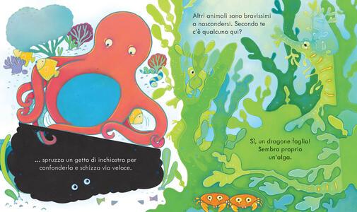 Nel mare. Libri cucù. Ediz. illustrata - Anna Milbourne - 2