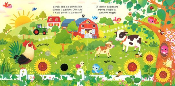 Nella fattoria. Libri tattili sonori - Sam Taplin - 2