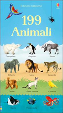 Squillogame.it 199 animali. Ediz. illustrata Image
