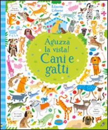 Antondemarirreguera.es Cani e gatti. Aguzza la vista! Ediz. illustrata Image