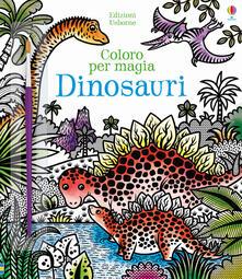 Associazionelabirinto.it Dinosauri. Coloro per magia. Ediz. a colori Image