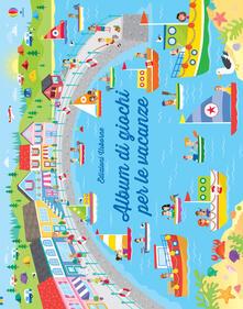 Steamcon.it Album di giochi per le vacanze. Ediz. illustrata Image