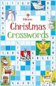 Christmas Crosswords - Phillip Clarke,Phillip Clarke - cover
