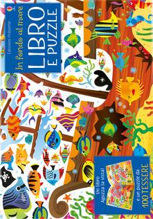 Voluntariadobaleares2014.es In fondo al mare. Libro e puzzle. Ediz. a colori. Con puzzle Image
