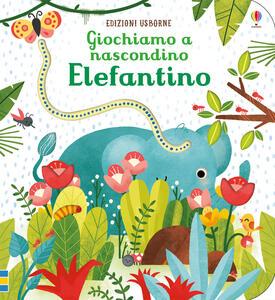 Elefantino. Ediz. a colori