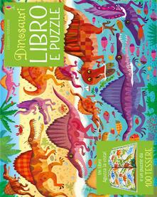 Lpgcsostenible.es Dinosauri. Libro e puzzle. Ediz. a colori. Con puzzle Image
