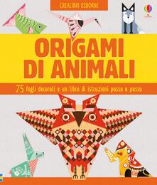 Warholgenova.it Origami di animali. Ediz. a colori. Con gadget Image