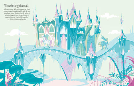 Unicorni. Con adesivi. Ediz. a colori - Fiona Watt - 2
