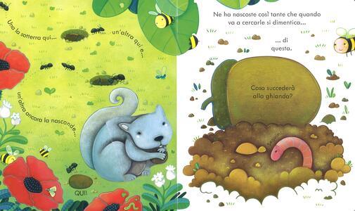 L' albero. Libri cucù. Ediz. a colori - Anna Milbourne - 2