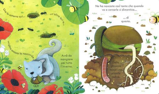 L' albero. Libri cucù. Ediz. a colori - Anna Milbourne - 3