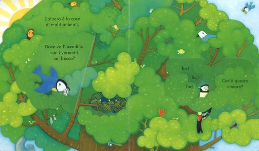 L' albero. Libri cucù. Ediz. a colori - Anna Milbourne - 4