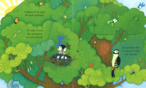 L' albero. Libri cucù. Ediz. a colori - Anna Milbourne - 5