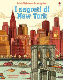I segreti di New York. Libri da scoprire. Ediz. a colori.pdf