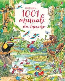 Premioquesti.it 1001 animali da trovare. Ediz. a colori Image