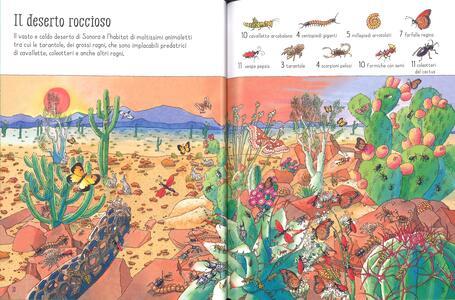1001 animaletti da trovare. Ediz. a colori - Emma Helbrough,Susanna Davidson - 3