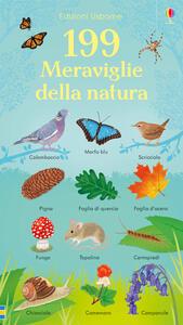 199 meraviglie della natura. Ediz. a colori - Hannah Watson - copertina