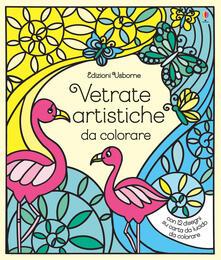 Capturtokyoedition.it Vetrate artistiche da colorare. Ediz. a colori Image