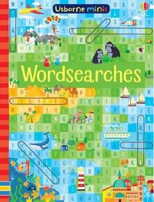 Wordsearches - Phillip Clarke,Phillip Clarke - cover