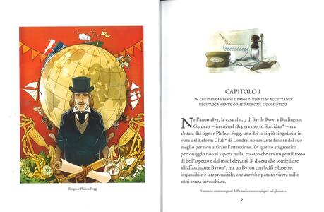 Il giro del mondo in 80 giorni. Ediz. a colori - Jules Verne - 2