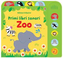 Zoo. Primi libri sonori. Ediz. a colori.pdf