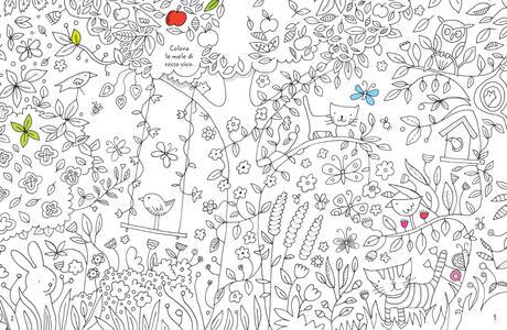 Giardini. Con trasferibili. Ediz. a colori - Sam Smith - 2