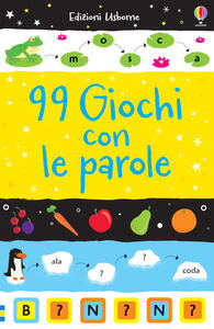 99 giochi con le parole - Simon Tudhope,Sarah Khan - copertina