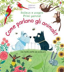 Winniearcher.com Come parlano gli animali? Ediz. a colori Image