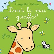 Squillogame.it Dov'è la mia giraffa? Ediz. a colori Image