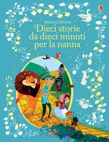 Antondemarirreguera.es Dieci storie da dieci minuti per la nanna. Ediz. a colori Image