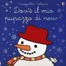 Librisulrazzismo.it Dov'e' il mio pupazzo di neve? Ediz. a colori Image