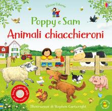 Animali chiacchieroni. Poppy e Sam. Ediz. a colori.pdf