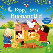 Winniearcher.com Buonanotte! Poppy e Sam. Ediz. a colori Image