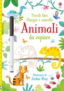 Filippodegasperi.it Animali da copiare. Ediz. a colori. Con gadget Image