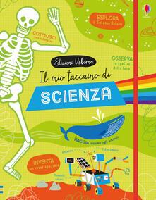 Nicocaradonna.it Il mio taccuino di scienza. Ediz. a colori Image