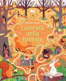 Camfeed.it Labirinti nella foresta. I grandi libri dei labirinti. Ediz. a colori Image