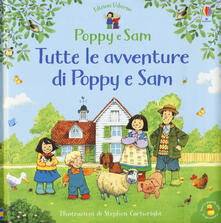 Camfeed.it Tutte le avventure di Poppy e Sam. Ediz. a colori Image