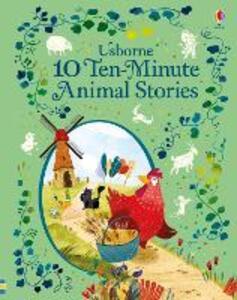 Libro in inglese 10 Ten-Minute Animal Stories Various