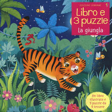 Criticalwinenotav.it La giungla. Ediz. a colori. Con puzzle Image