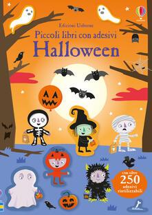 Scacciamoli.it Halloween. Piccoli libri con adesivi. Ediz. a colori Image