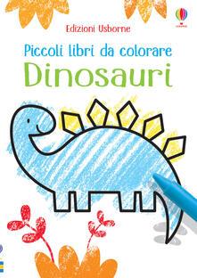 Premioquesti.it Dinosauri. Piccoli libri da colorare. Ediz. a colori Image