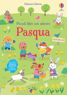 Pasqua. Piccoli libri con adesivi. Ediz. a colori.pdf