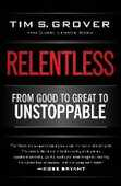 Libro in inglese Relentless: From Good to Great to Unstoppable Tim S. Grover